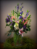 San Jose Flowers - Spring Arrangement - Bob Gilmore's Flowers And Home Accessories