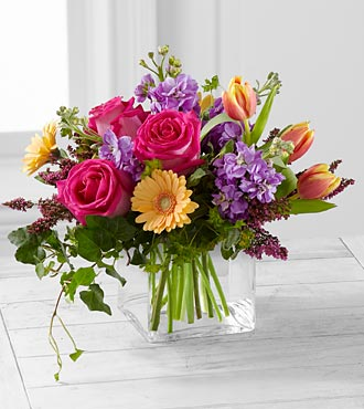 The FTD� Spring Festival Bouquet by Better Homes a in Highlands Ranch CO, TD Florist Designs