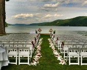 Otesaga Weddings in Cooperstown, New York, Mohican Flowers