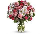 Teleflora's Sweet Tenderness in Kalamazoo MI, Ambati Flowers