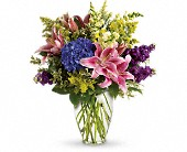 Love Everlasting Bouquet in San Diego, California, Mission Hills Florist
