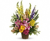 Glorious Grace Bouquet in Oklahoma City OK, Capitol Hill Florist and Gifts