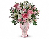 Teleflora's Love Mom Bouquet in Champaign IL, Forget Me Not Florals