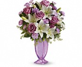 Teleflora's Lavender Love Bouquet in West Hempstead NY, Westminster Florist