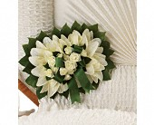 Pure Faith Pillow in Reston VA, Reston Floral Design