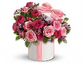 Teleflora's Hats Off to Mom Bouquet in New Britain CT, Weber's Nursery & Florist, Inc.