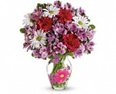 Teleflora's Blooms of Love Bouquet in New Britain CT, Weber's Nursery & Florist, Inc.
