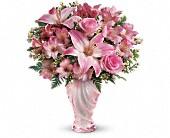 Teleflora's Charm & Grace Bouquet