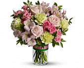 Teleflora's Wonderful You Bouquet, picture