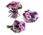 Lavender Dreams Wedding Bouquet (Metro-Detroit Are in Southfield, Michigan, Thrifty Florist