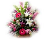 Sympathy Basket in Sanborn, New York, Treichler's Florist