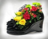 If the Shoe Fits....... in Kennewick WA, Heritage Home Accents & Floral