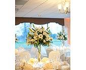 Wedding Arrangement in Lower Gwynedd, Pennsylvania, Valleygreen Flowers and Gifts