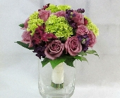Country Lavender Bouquet in Bayside, New York, Bell Bay Florist