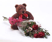 Bear-with-Me in San Clemente CA, Beach City Florist