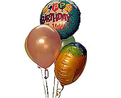 Birthday-Balloons in San Clemente CA, Beach City Florist