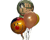 Its-a-Boy-Balloon-Bouquet in San Clemente CA, Beach City Florist
