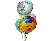 Thinking-of-You-Balloon-Bouquet in San Clemente CA, Beach City Florist