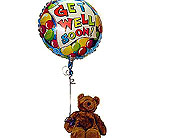 Get-Well-Bear in San Clemente CA, Beach City Florist