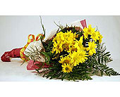 Yellow-Daises in San Clemente CA, Beach City Florist