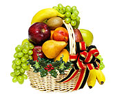Seasonal-Fruit-Basket in San Clemente CA, Beach City Florist