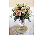 The-FTD-Sun-Blushed�-Rose-Bouquet in San Clemente CA, Beach City Florist