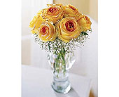 Flowers Depot -Long-Stemmed-Rose-Bouq in San Clemente CA, Beach City Florist