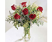 The-FTD-Old-Fashioned�-Rose-Bouquet in San Clemente CA, Beach City Florist
