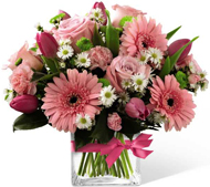 FTD� Blooming Visions� Bouquet by Better Homes in Nationwide MI, Wesley Berry Florist, Inc.