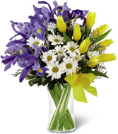 FTD� Sunshine Style� Bouquet by Better Homes a in Nationwide MI, Wesley Berry Florist, Inc.