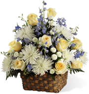 FTD� Heavenly Scented� Basket in Nationwide MI, Wesley Berry Florist, Inc.