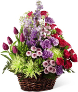 FTD� Truly Loved� Basket in Nationwide MI, Wesley Berry Florist, Inc.