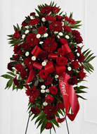 FTD� Treasured Memories�Standing Spray in Nationwide MI, Wesley Berry Florist, Inc.
