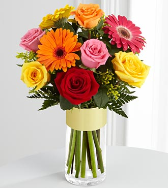 Modern Florist's Pick-Me-Up Bouquet in Brooklyn NY, Modern Florist