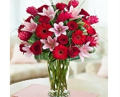 Lover�s Bouquet in Watertown CT, Agnew Florist