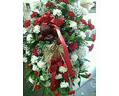 Standing Spray in Staunton, Virginia, Rask Florist, Inc.
