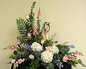 Flower-Arrangement<br>$175 in Westerville, Ohio, Reno's Floral