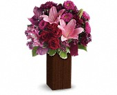 A Fine Romance by Teleflora in Burnaby BC, Davie Flowers