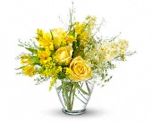 Sunny Love Bouquet in St Augustine FL, Flower Works