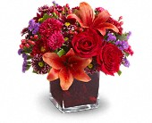 Teleflora's Autumn Grace in Mississauga ON, Flowers By Uniquely Yours