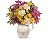 Teleflora's French Fancy Bouquet in Brooklyn NY, Artistry In Flowers