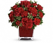 Teleflora's Precious Love in Charleston IL, Noble Flower Shop
