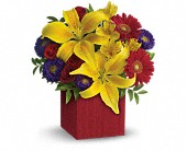 Teleflora's Summer Brights in Mitchell SD, Nepstads Flowers And Gifts