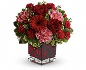 Together Forever by Teleflora in Florissant MO, Bloomers Florist & Gifts