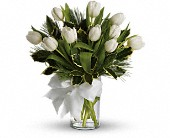 Rancho Cordova Flowers - Tulips and Pine - Sherwood Florist