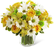 Sunny Sentiments in Nationwide MI, Wesley Berry Florist, Inc.