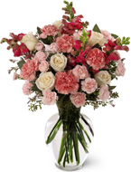 Love in Bloom in Nationwide MI, Wesley Berry Florist, Inc.
