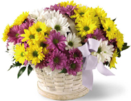 Sunny Skies in Nationwide MI, Wesley Berry Florist, Inc.