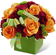 FTD� Birthday Bouquet in Nationwide MI, Wesley Berry Florist, Inc.