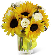 Perfect Sun in Nationwide MI, Wesley Berry Florist, Inc.